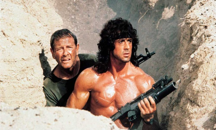 Fotograma de Rambo III