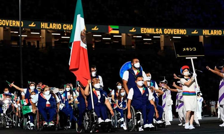 Inician los XVI Juegos Paralímpicos de 2020