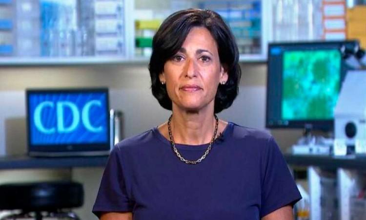Rochelle Walensky, directora del CDC