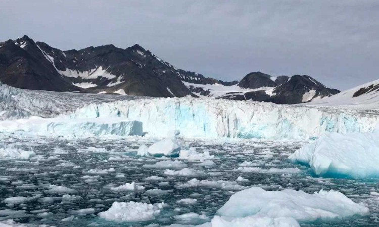 ¿El fin está cerca? Detectan lluvias por primera vez sobre la capa de hielo de Groenlandia