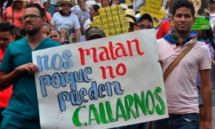 México, el segundo país donde asesinan a más líderes ambientales