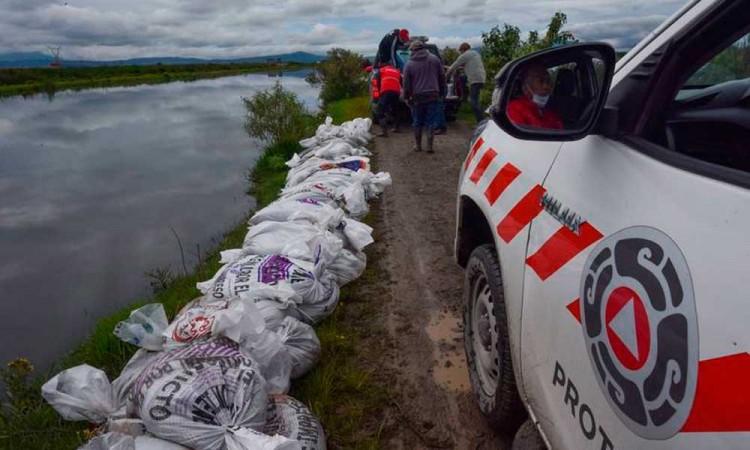 ¡Alerta en Estado de México! El río Lerma podría desbordarse