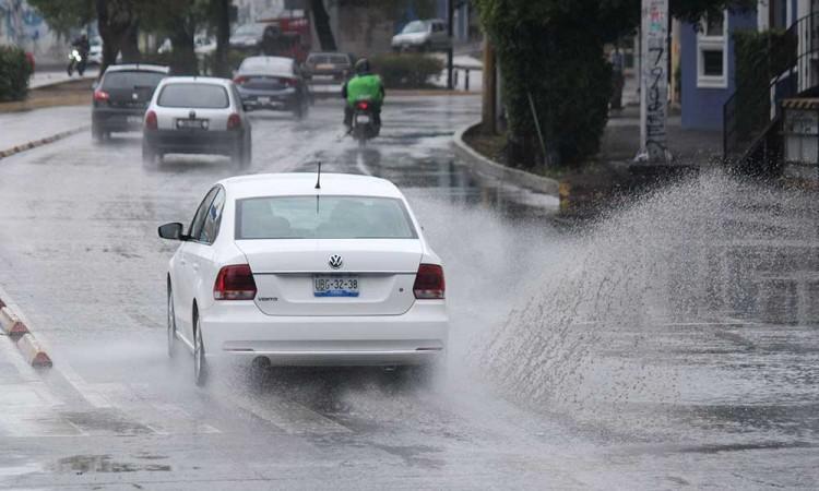 Así afectará el primer frente frío de la temporada en México