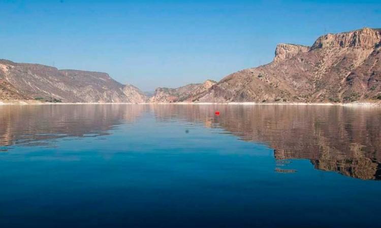 ¡Tláloc hace de las suyas! Ya hay 75 presas al 100% de su capacidad en México