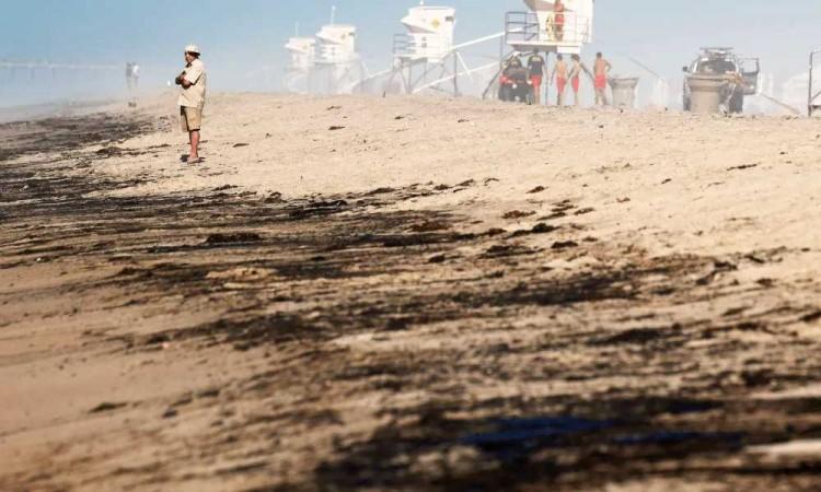 Catástrofe medioambiental: ¿qué consecuencias tendrá el derrame de petróleo al sur de California?