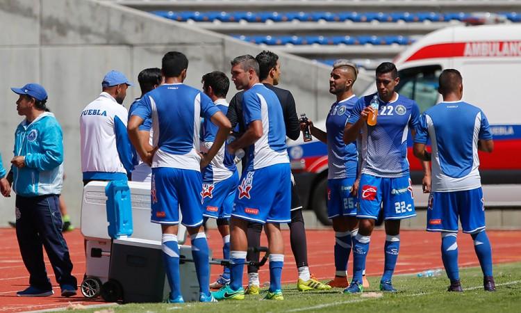 Llegan los últimos refuerzos del Club Puebla