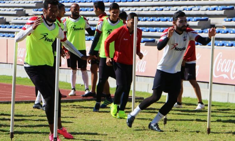 Debuta Lobos BUAP de local contra Tampico Madero