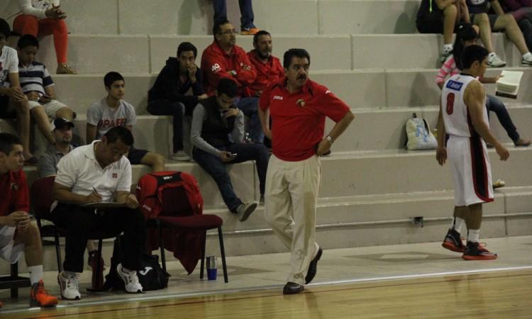 Desea Ceniceros brillar con Águilas UPAEP en basquetbol