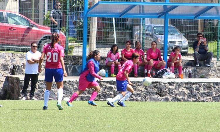 Retoma actividad la Selección Femenil Puebla