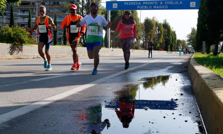 Confirman 40 carreras para fondistas poblanos en 2017