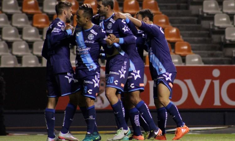 Consigue Puebla primera victoria del año
