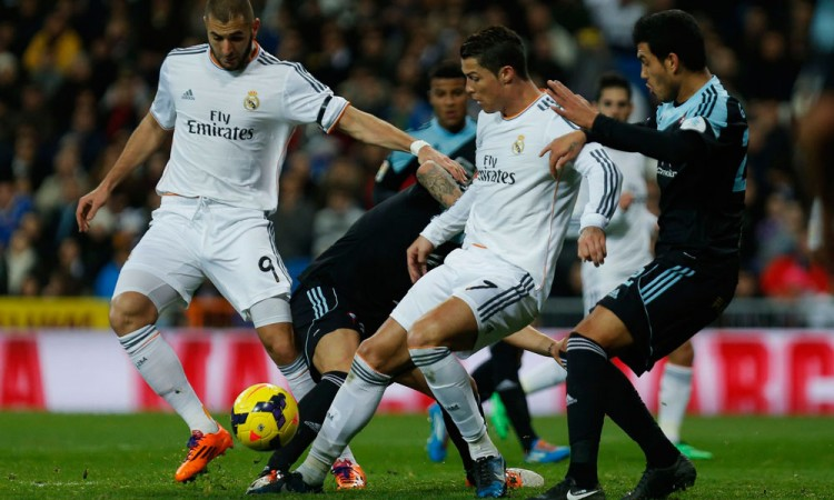 Madrid vs Celta suspendido