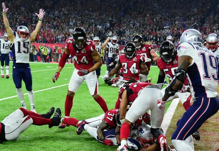 En tiempo extra, los Patriotas se llevan el Super Bowl 51