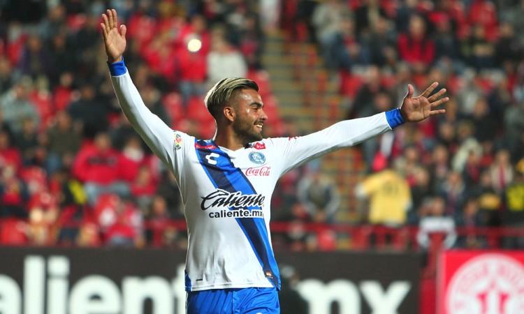 Club Puebla, concentrado para enfrentar al América