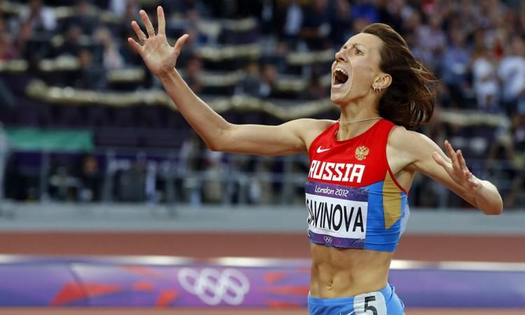 Pierde oro olímpico corredora rusa por dopaje