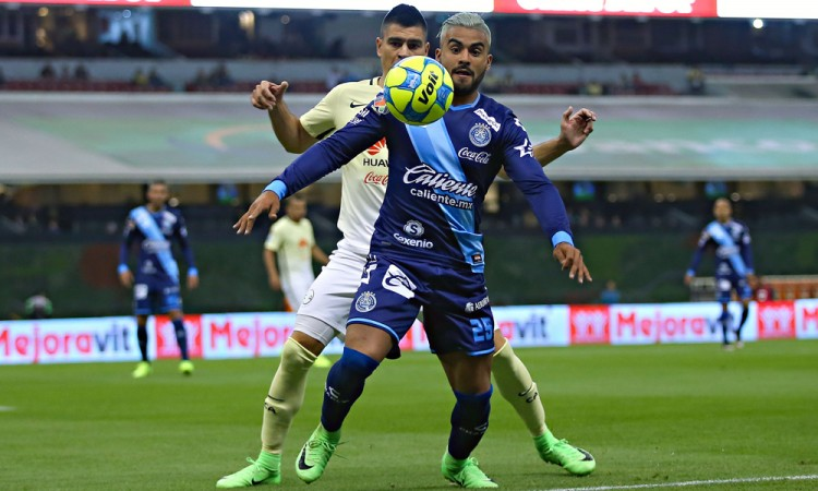 Saca Puebla empate que sabe a poco ante América