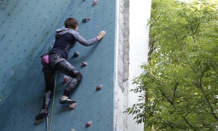 La escalada, una opción diferente al gym