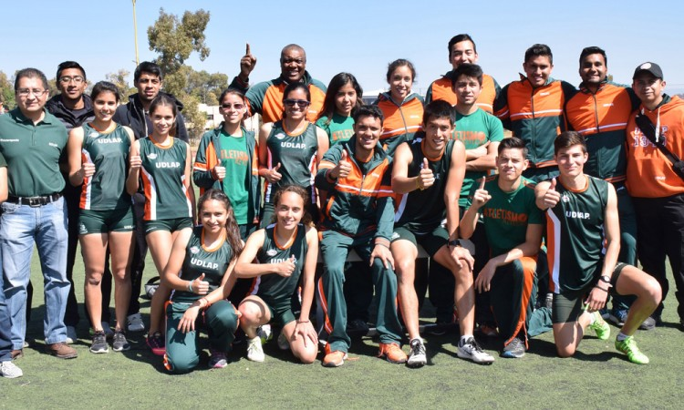 Consigue Udlap 29 boletos para la Universiada Nacional