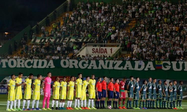 Chapecoense logra emotiva victoria sobre el Atlético Nacional