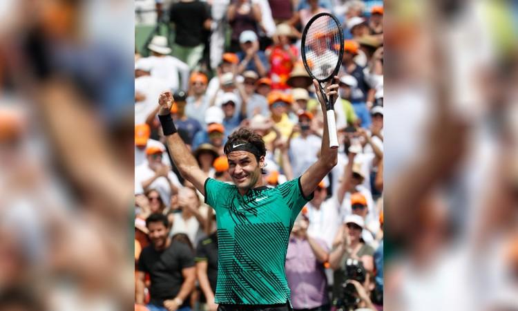 Roger Federer y Bill Gates harán dupla en partido a beneficio