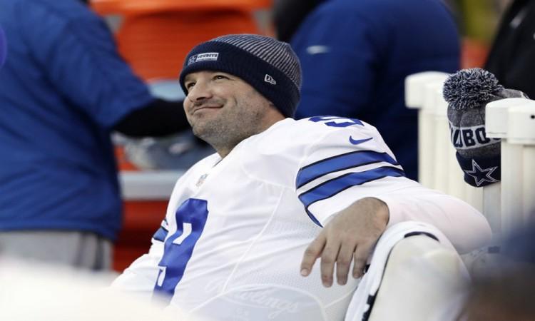 Se retira Tony Romo de la NFL