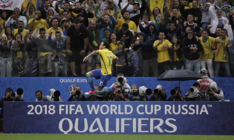 Ocupa Brasil el primer lugar en ranking FIFA
