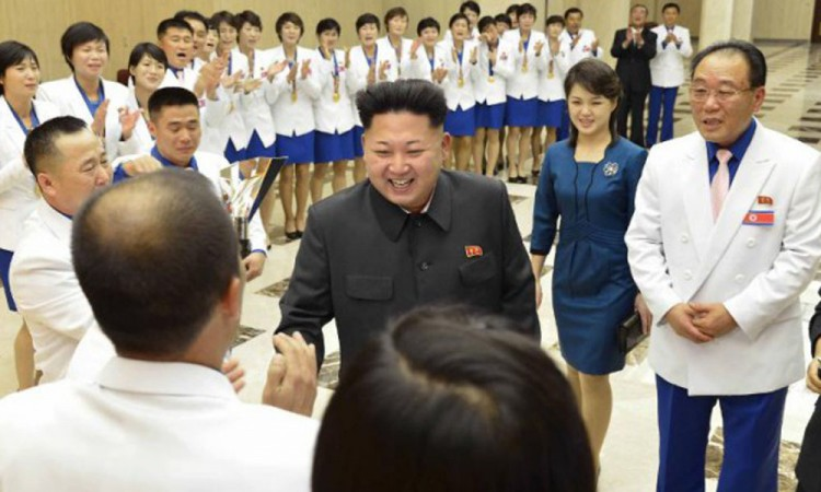 Norcorea podría ir a Juegos Olímpicos