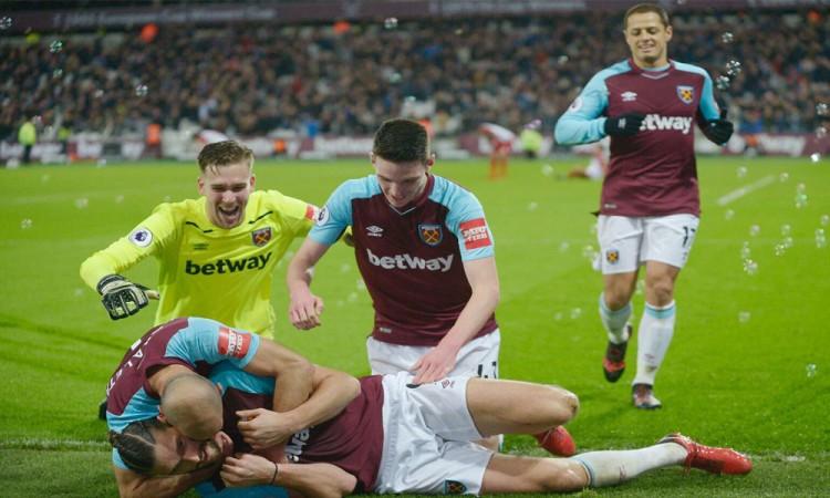 Saca el West Ham un triunfo agónico