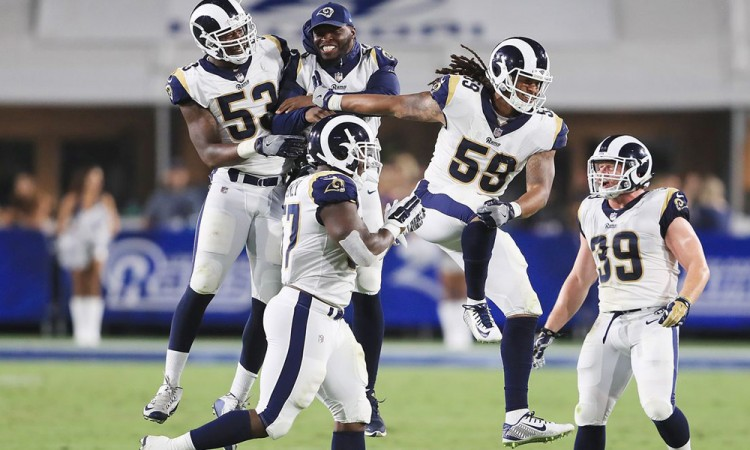 Planea Rams jugar en México