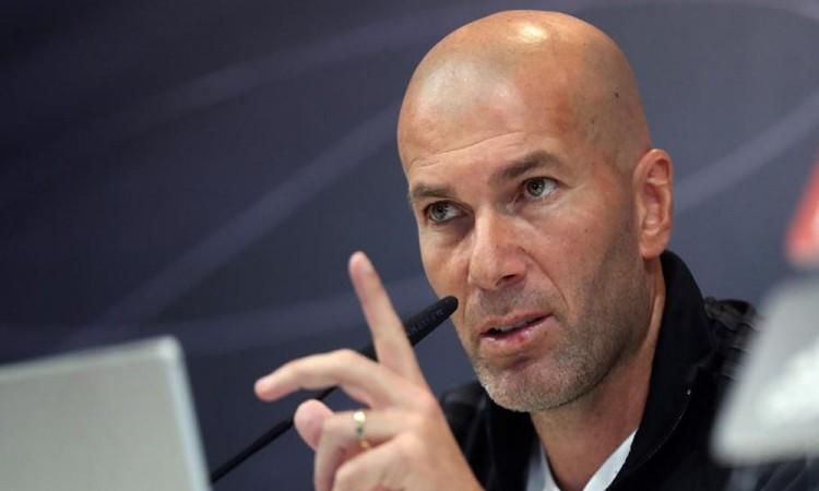 Zidane, con peor Liga que Benítez antes de su despido del Madrid