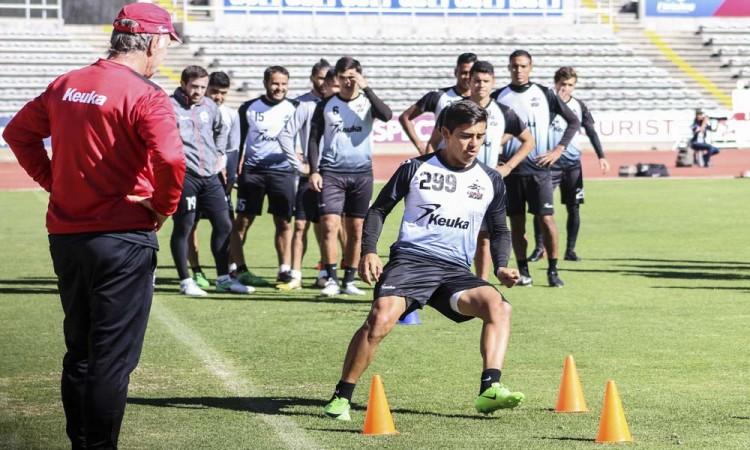 Viaja Lobos a Ciudad Juárez para Copa MX
