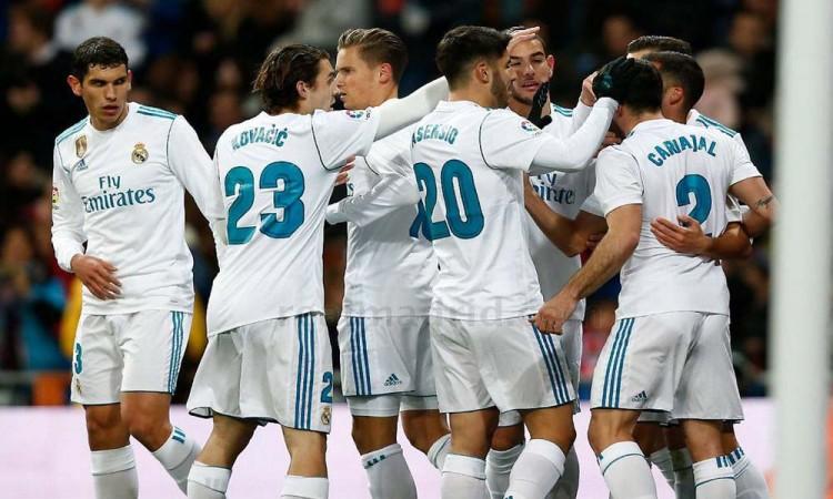 Empata Real Madrid pero avanza en copa