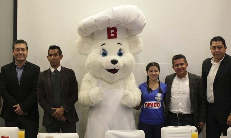 Presentan Torneo Futbolito Bimbo