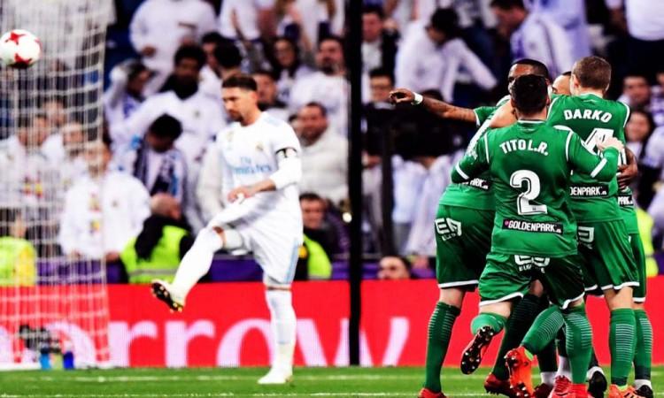 Real Madrid hace el papelón