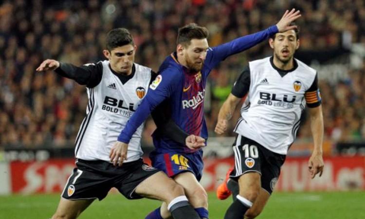 Definen cruces de semis en Copa del Rey