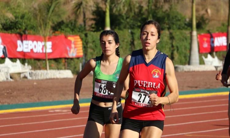 Puebla se lleva atletismo durante Espartaqueada