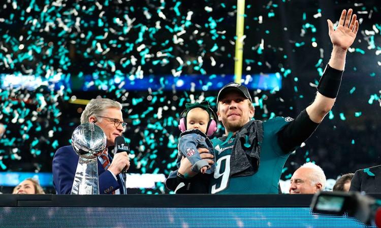 Gana Filadelfia su primer Super Bowl en la historia