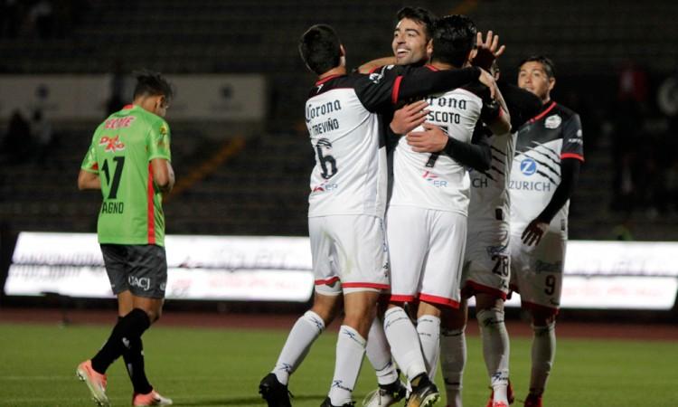 Domina Lobos BUAP a Juárez FC