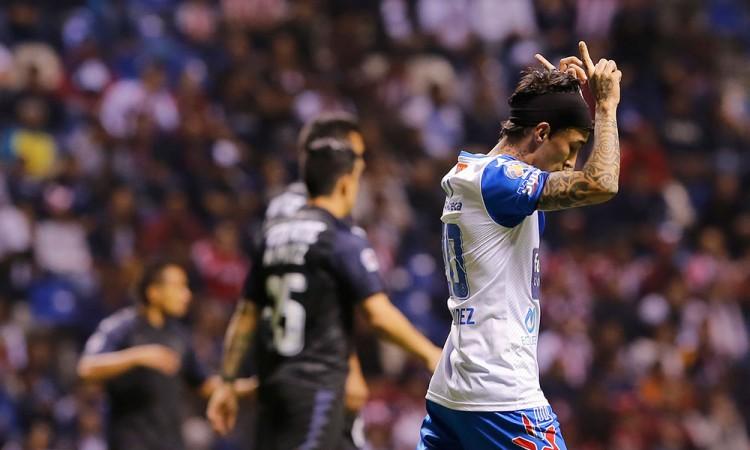 Quiere Club Puebla dominar a La Maquina