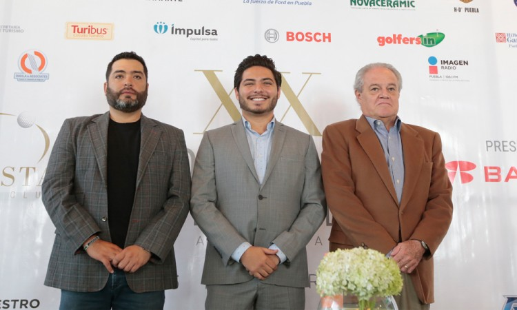 Presentan Torneo de Golf Vista Country Club