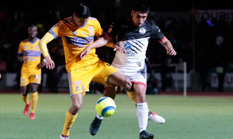 Sin goles, Lobos vs Tigres
