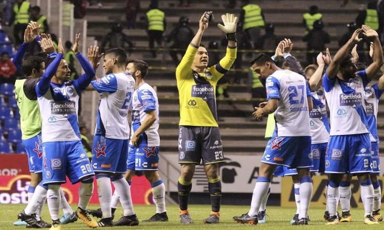 Ojitos Meza quiere seguir mejorando con el Puebla