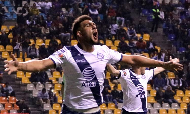 Club Puebla debuta con empate ante Cruz Azul