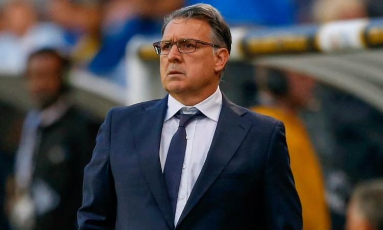 Gerardo Martino director técnico de la Selección Mexicana