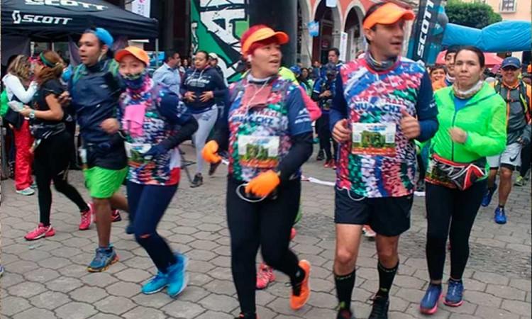 Todo listo para el Ultra Trail Huachi 2019