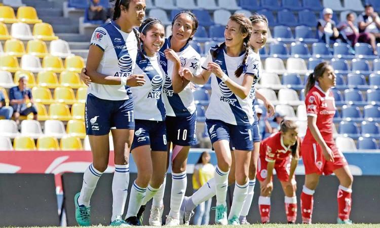 Franjitas derrotan a Toluca 2-0