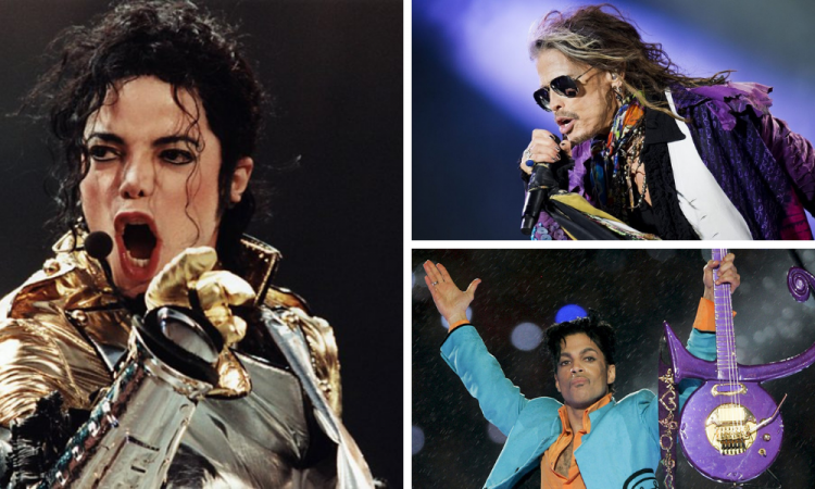 Los cinco mejores shows de medio tiempo en el Super Bowl