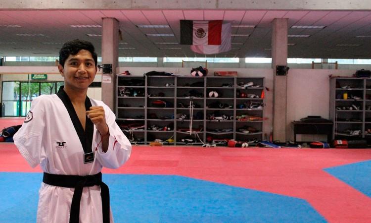 Juan Diego García consigue oro histórico en Mundial de ParaTaekwondo