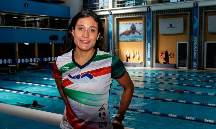 La poblana Diana Luna peleará medallas en nado mariposa