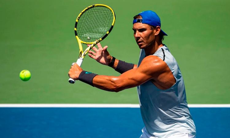 Nadal encara el US Open con buenas sensaciones tras ganar en Montreal